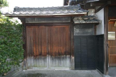 旧堀田廣之家住宅門
