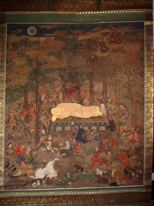 大般涅槃霊図