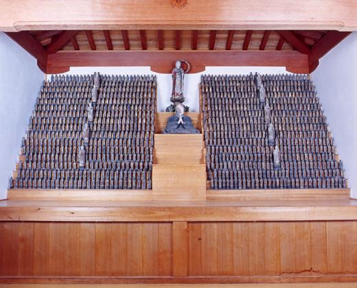 徳成寺の千体地蔵