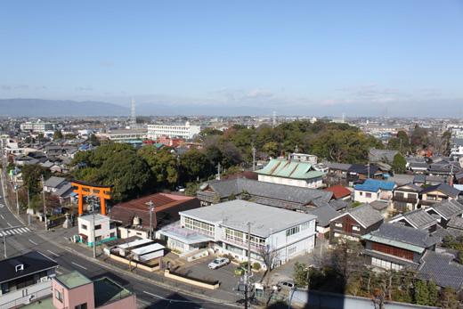 津島神社社叢