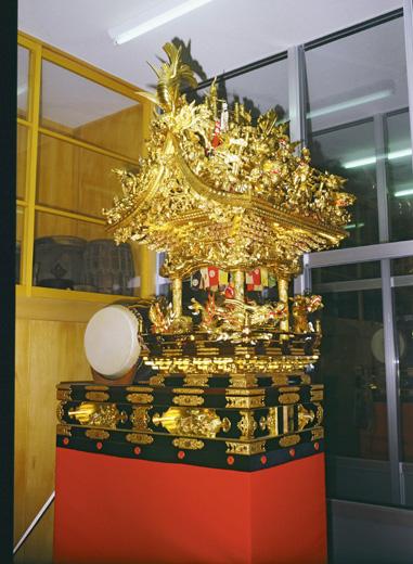 津島秋祭中一色町東之切神楽