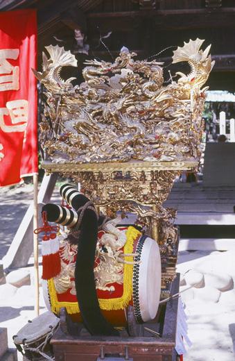 津島秋祭百町大切神楽