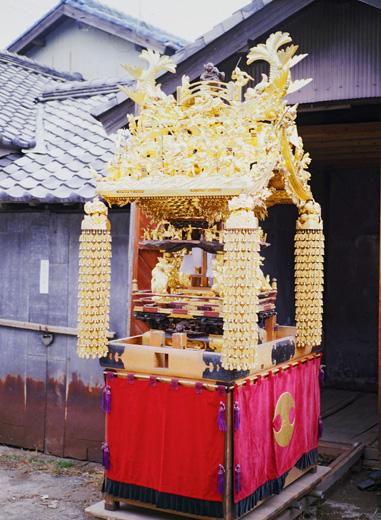 津島秋祭新開町神楽