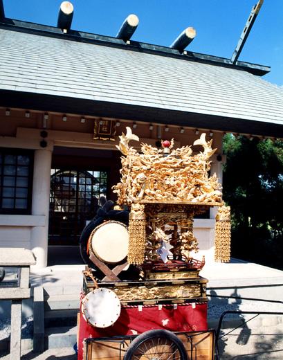 津島秋祭古川町神楽